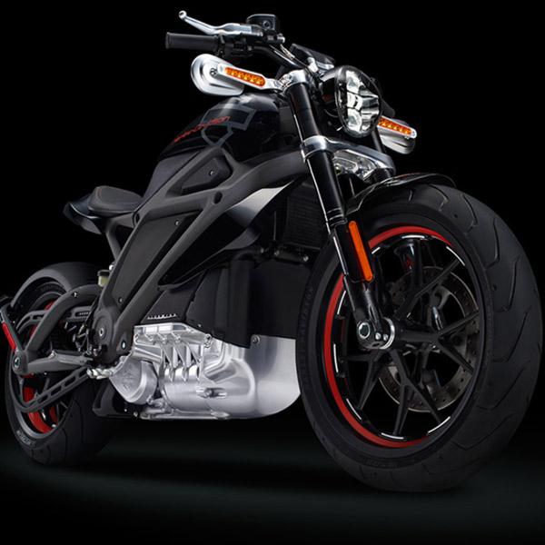 Harley-Davidson,электробайк,мотоцикл, Harley-Davidson показала свой первый электробайк