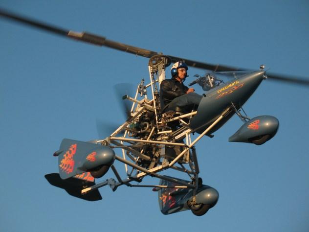10 летающих автомобилей, существовавших в реальности (10 фото)