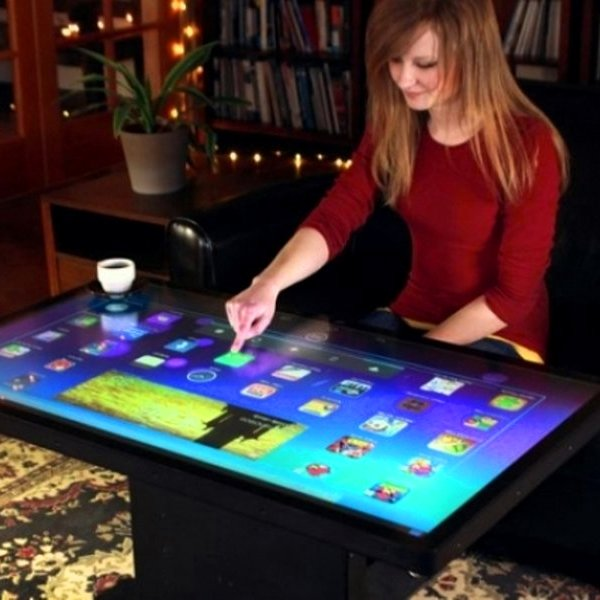 Дизайн,мода,интерьер, Ideum Pro Lab – суперсовременный компьютерный стол