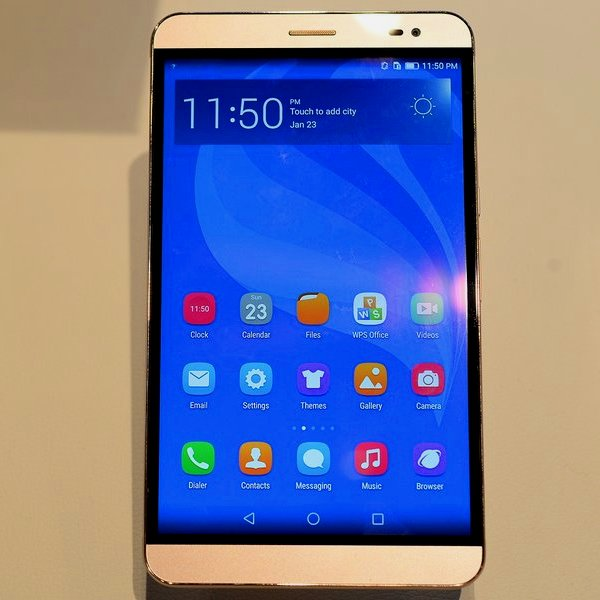 Huawei, Android, смартфон, Обзор мини-планшета Huawei MediaPad X2