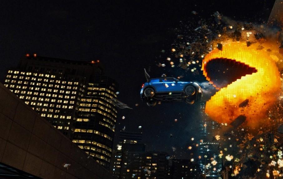 Обзор фильма «Пиксели» — кино мечты для олдскульных геймеров