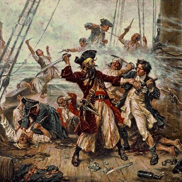 Америка, Великобритания, Шотландия, история, религия, политика, война, общество, море, Знаменитые пираты, о которых должен знать каждый