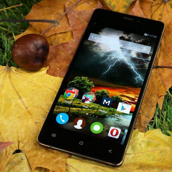 Fly,Android,смартфон, Рекордсмен с Британских островов: обзор смартфона Fly Tornado Slim