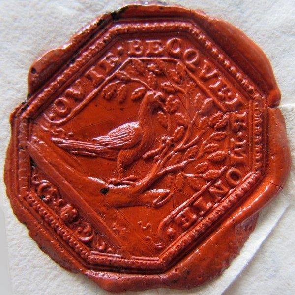 История,археология,исследование,общество,почта, Signed, Sealed, & Undelivered: найдены  письма, запечатанные более 300 лет назад