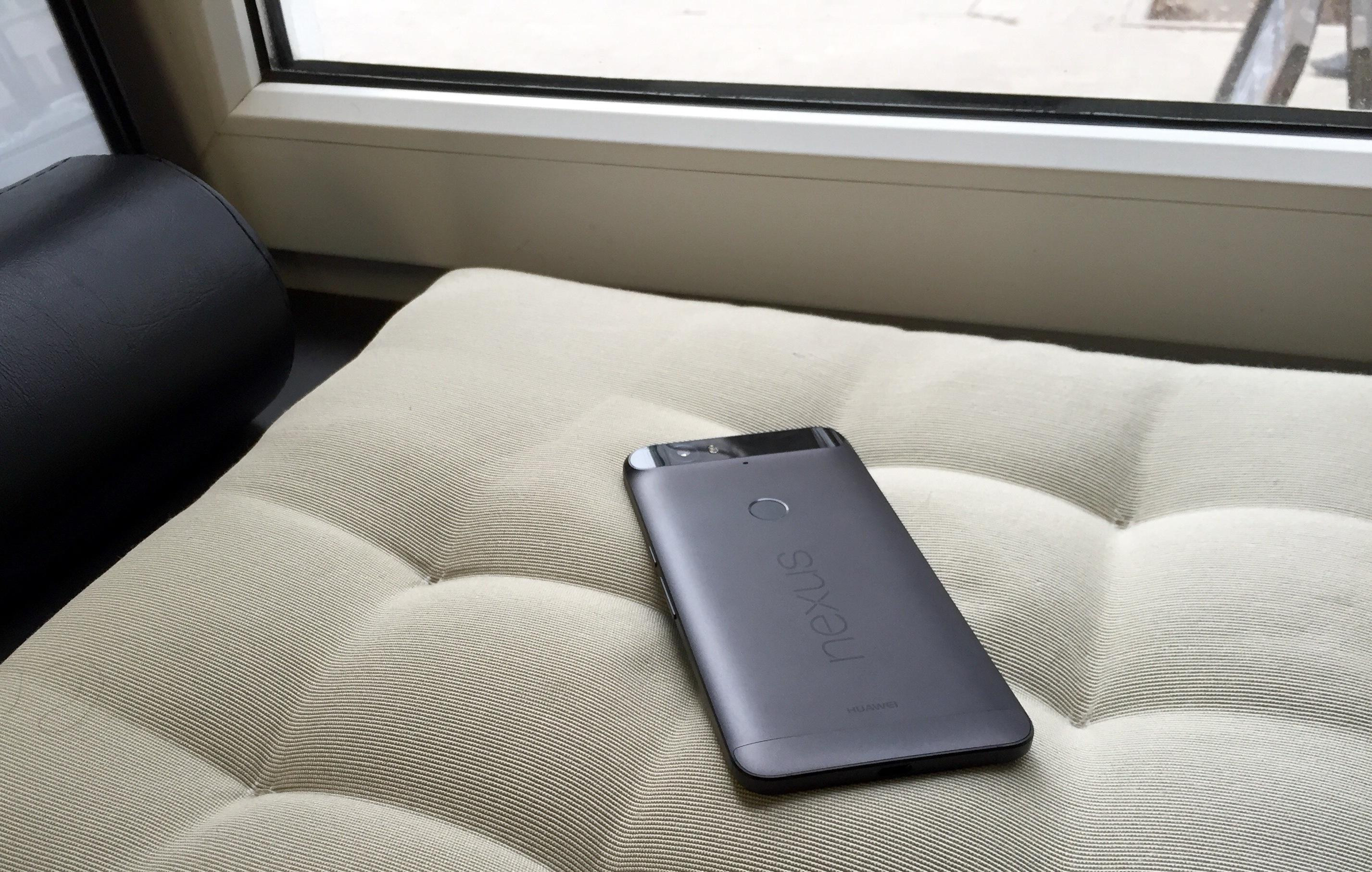 Обзор Nexus 6P: эталонный смартфон от Google и Huawei