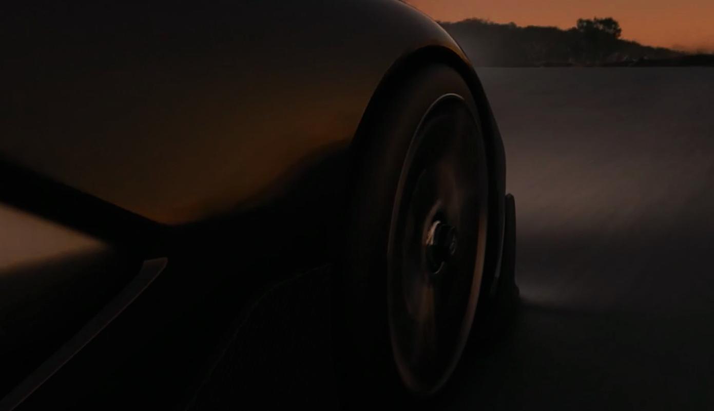 Faraday Future Zero1: фирма представила электромобиль, способный конкурировать с Tesla