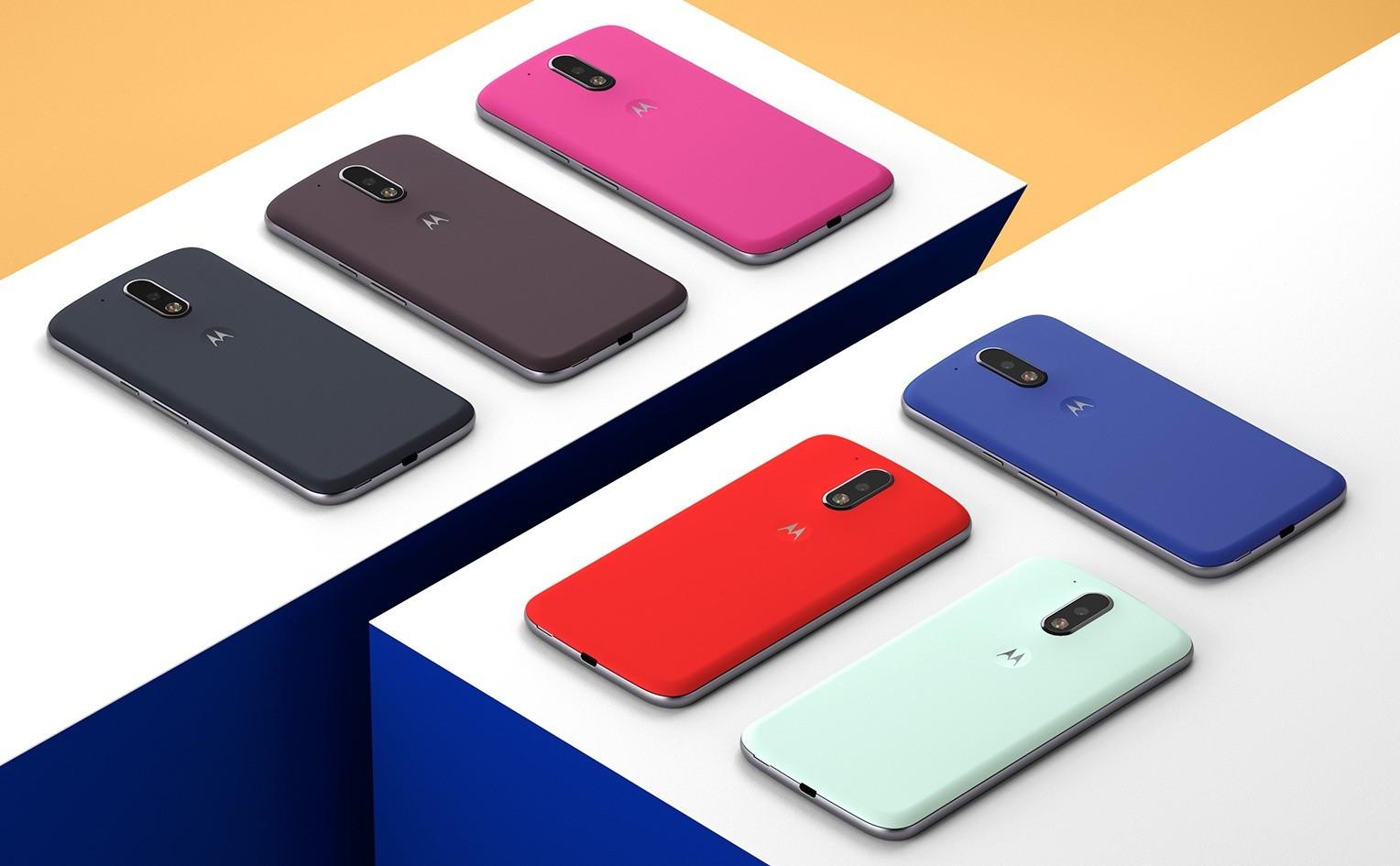Обзор смартфонов Moto G4 и G4 Plus: добротные «середнячки» от компании Lenovo