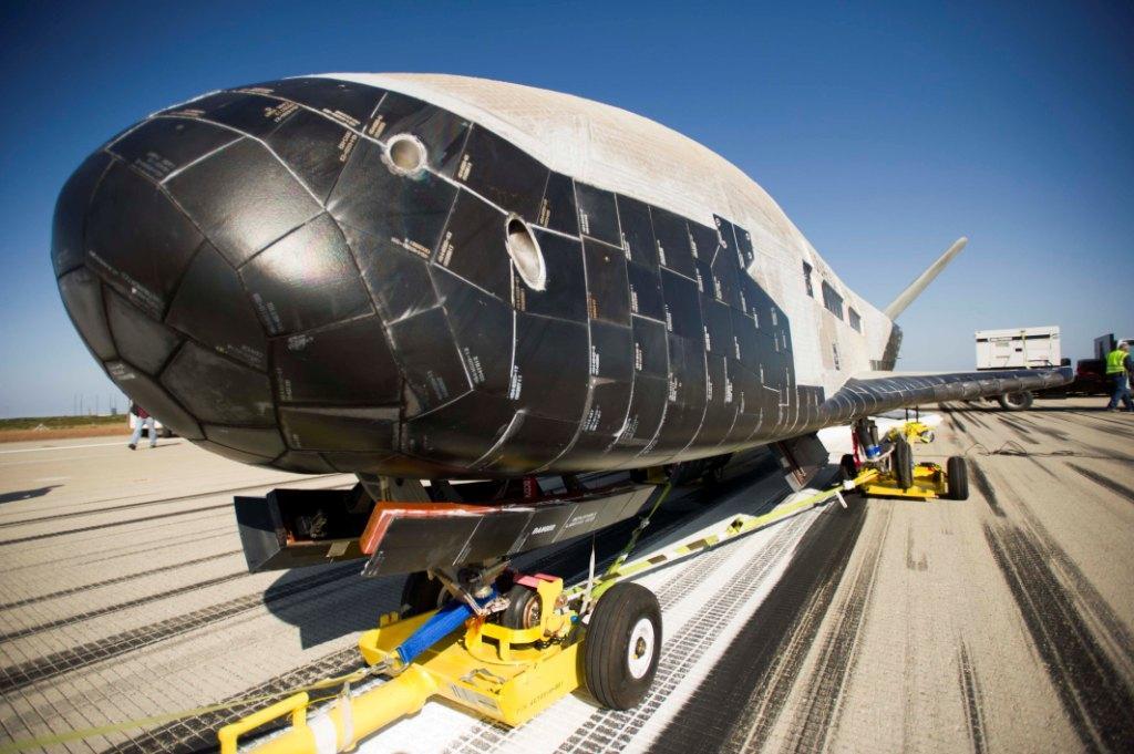 Раскрыты цели полёта секретного Boeing X-37B