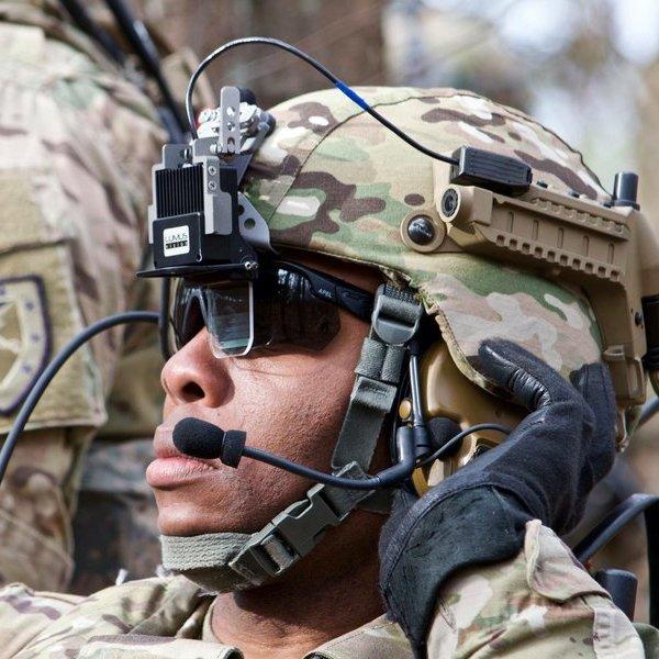 DARPA, концепт, дизайн, война, рецензия, «Солдат будущего»: повышение боевой эффективности за счет носимой электроники