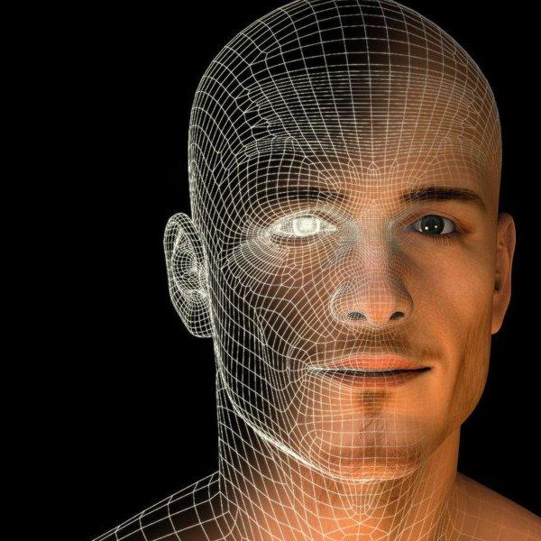 искусственный интеллект, 3D-сканер лица, который в 10 раз более точный, чем у iPhone X