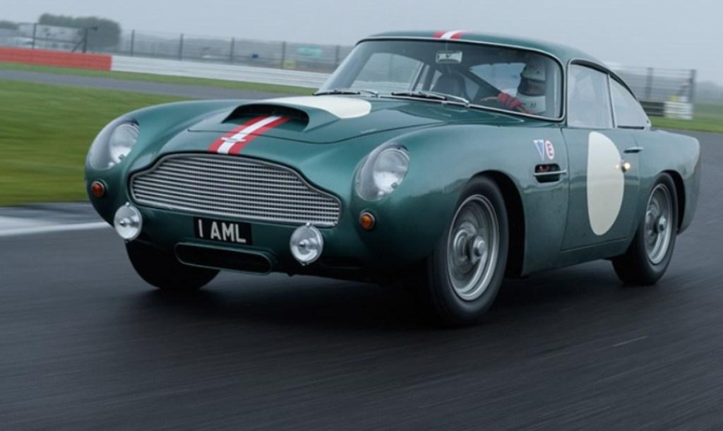 Aston Martin возродит автомобиль 1958 года