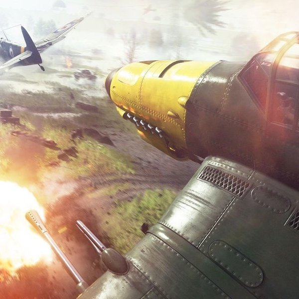 История, война, Вторая мировая в цвете. Новый трейлер одиночной кампании Battlefield V