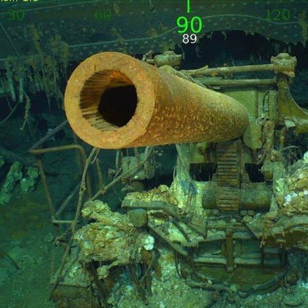 История,война, Тайны затонувшего авианосца «Лексингтон». Глубоководная экспедиция исследует исчезнувший корабль времён Второй мировой
