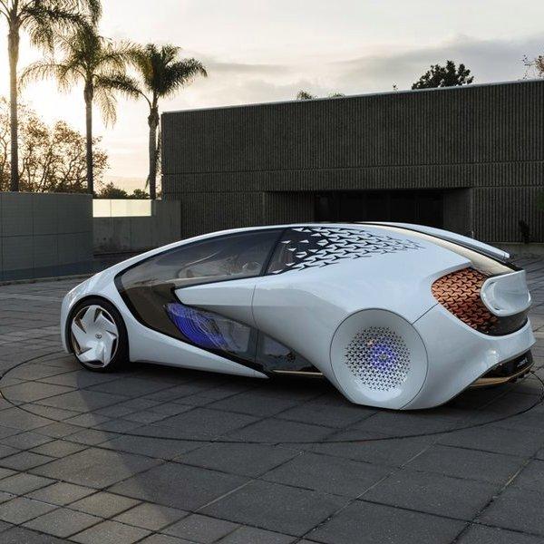 беспилотник, Intel займётся созданием беспилотных автомобилей