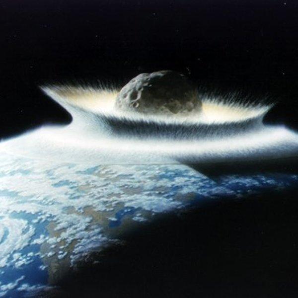 космос, Определен механизм возникновения древнего ударного кратера Чиксулуб в Мексике