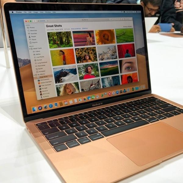 ноутбук, планшет, Apple выпустила новый MacBook Air и безрамочный iPad